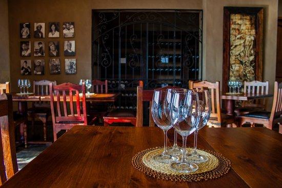 Sumaridge Wine Estate: Dining room 1