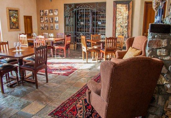 Sumaridge Wine Estate : Dining room 2