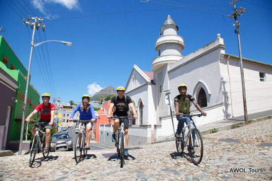 AWOL Tours: AWOL Cape Town cycling tour