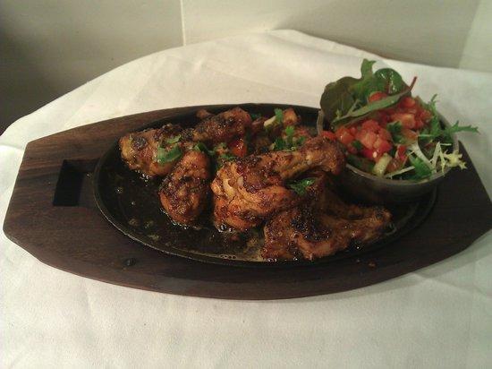 Lazaat Restaurant & Bar: Restaurant