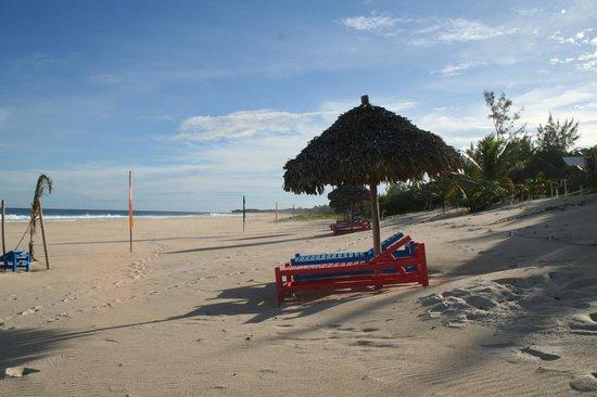 Riake Resort & Villa: la plage
