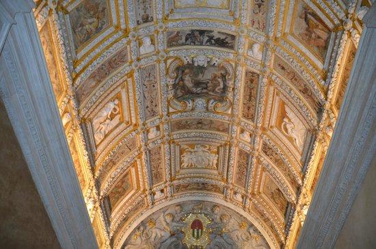 Doge's Palace: Un des nombreux plafonds