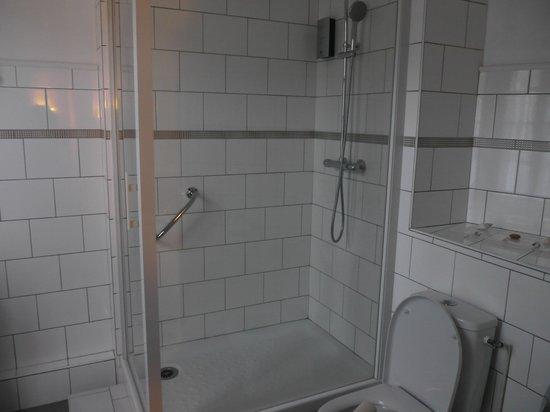 Hotel Le Plantagenet: salle de bain
