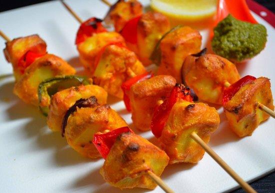 Kanishka Restaurant: PANEER TIKKA