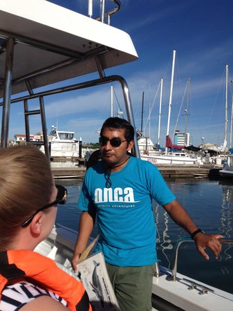 Onca Explorations: A great guide.  Full of wonderful info, he has been a guide for a number of years.