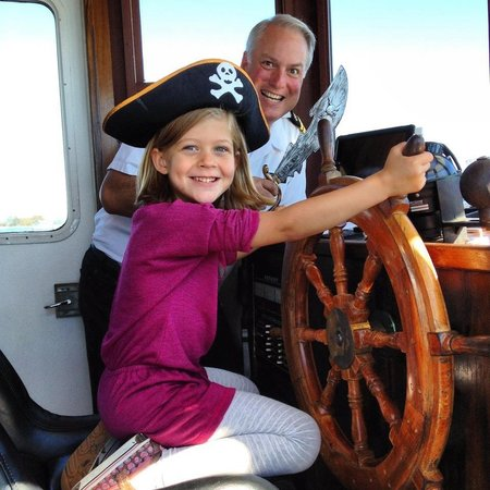 Patriot Cruises: Our Favorite Captains