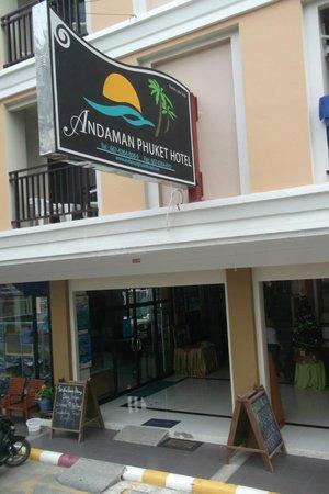 Andaman Phuket Hotel: Визитная карточка отеля