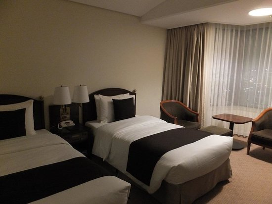 Imperial Hotel Tokyo : 室内