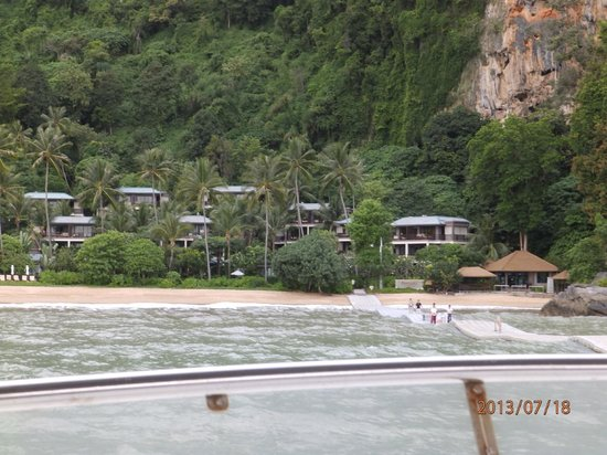 Centara Grand Beach Resort & Villas Krabi : Hotel outlook