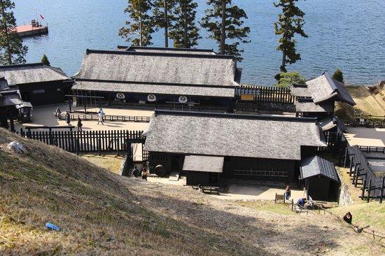 Hakone Sekisho: 箱根関