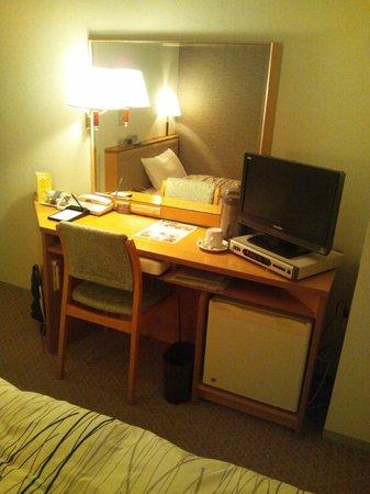 Kanazawa Manten Hotel: シングルルーム