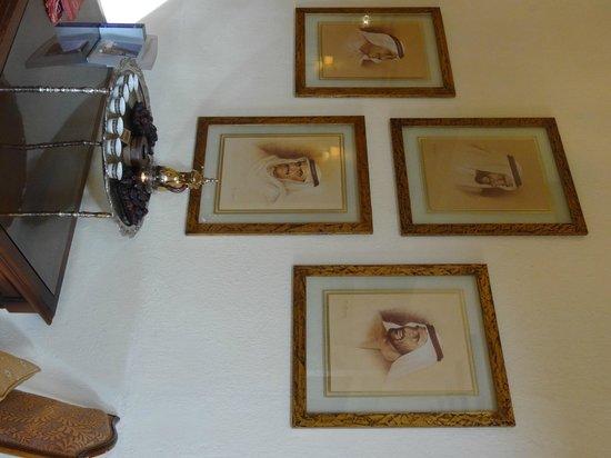 Al Maha, A Luxury Collection Desert Resort & Spa : Eingang