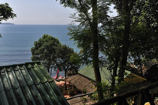 The Cove Beach Bungalows : Room views