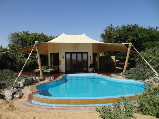 Al Maha, A Luxury Collection Desert Resort & Spa: Suite