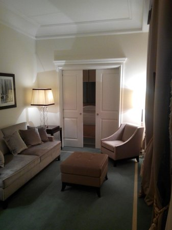 Starhotels Savoia Excelsior Palace: Junior suite
