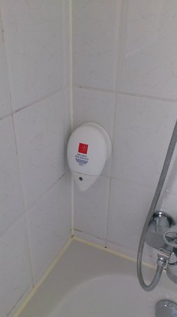 ABACUS Tierpark Hotel : Soap dispenser