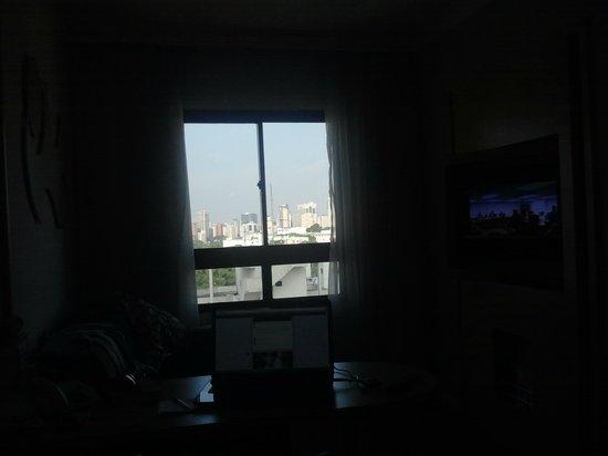 Mercure São Paulo Pinheiros Hotel: suíte
