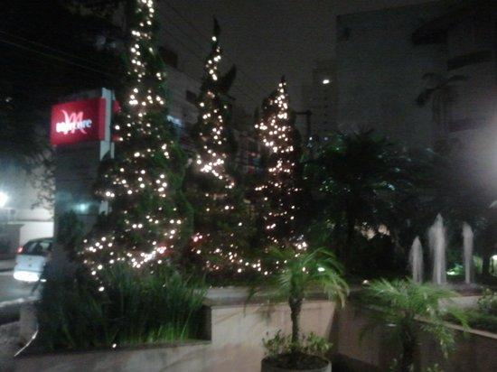Mercure São Paulo Pinheiros Hotel: entrada