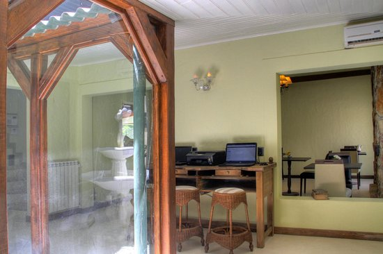 Neike Boutique Hotel : Computers Room