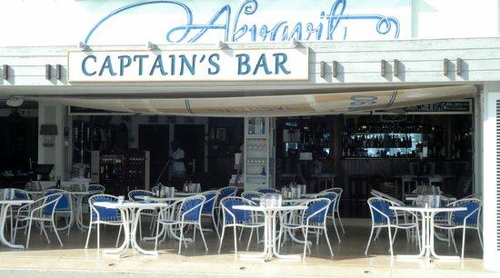 Restaurante Akvavit : Die Captain's Bar