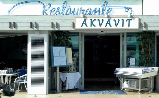 Restaurante Akvavit : Hauptrestaurant