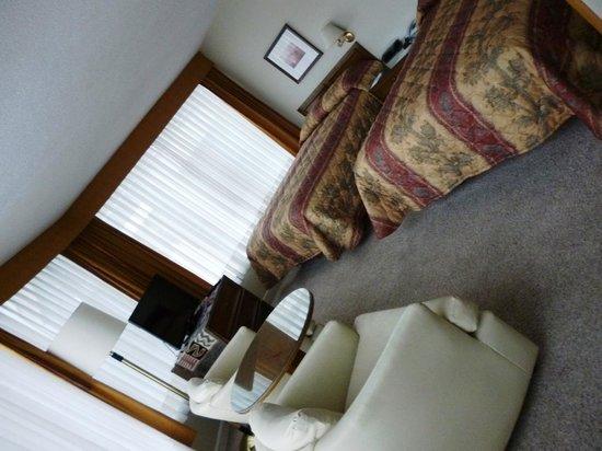 Presidente Hotel: ツインですが、各ベッドが広くてよかったです。