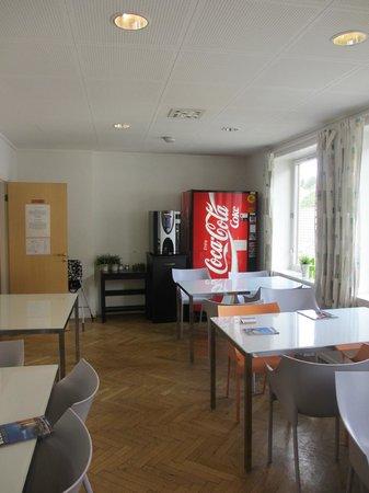 Marken Gjestehus : dining room