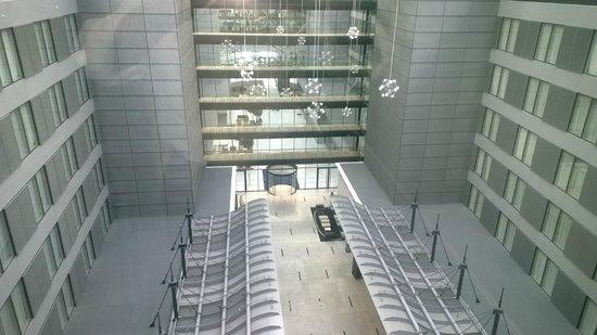 Hilton Frankfurt Airport Hotel: Hilton Hotel