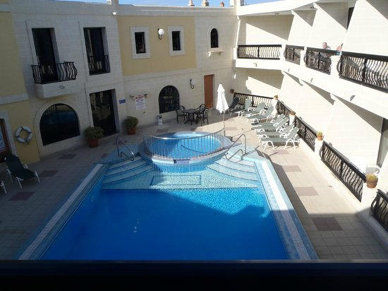 utsikt photo de pergola club hotel spa mellieha tripadvisor