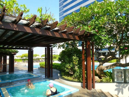 Pathumwan Princess Hotel: Whirlpools