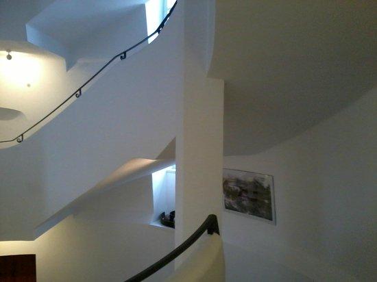 Malom Hotel: hotel interior