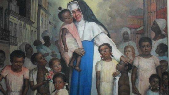 Sister Dulce memorial: Com os pobres buscava lhes dar conforto e uma vida melhor