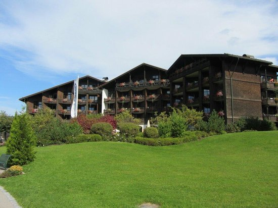 Lindner Parkhotel & Spa Oberstaufen: Lindners Parkhotel