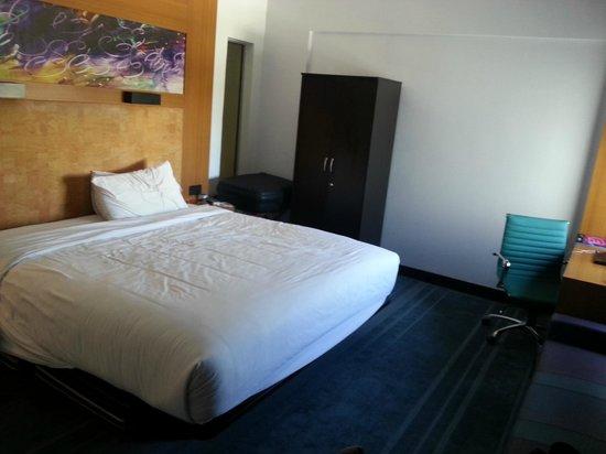 Aloft Bengaluru Whitefield : Chambre