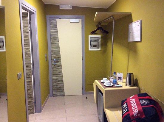 Hotel Ibis Styles Catania Acireale: Ingresso