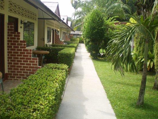Dome Resort: Garden view Rooms 1
