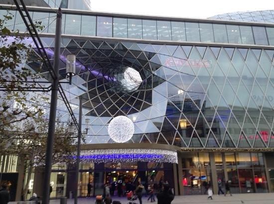 Frankfurt City Tour: zail