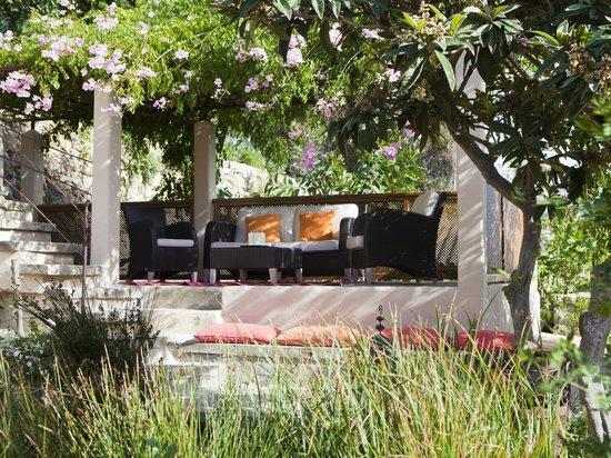 Jardi d´Artá Boutique-Hotel: Garten