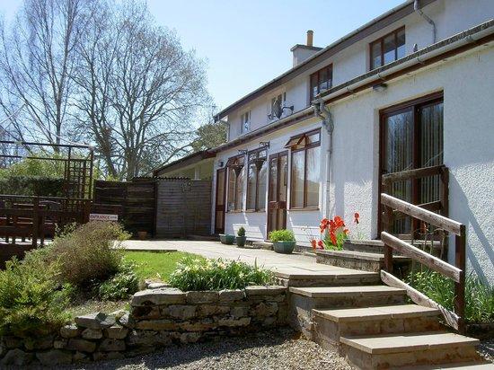 Ardlogie Guest House: Main entrance