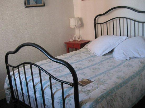 L'Ex-Voto : Очень удобная и уютная кровать