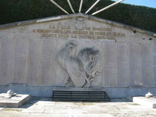 L'Ex-Voto : Памятник героям-онфлерцам