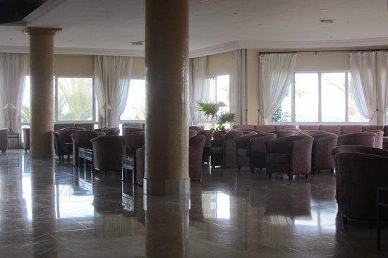 Zephir Hotel & Spa : Lounge bar hotel zephir