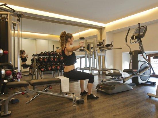 Jardi d´Artá Boutique-Hotel: Fitneß