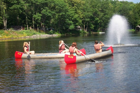Keen Lake Camping and Cottage Resort: A Family Resort