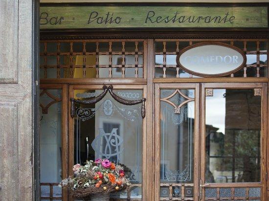 Jardi d´Artá Boutique-Hotel: Hotel- und Restauranteingang