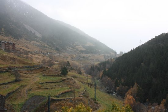 Soldeu - El Tarter : Autumn in Soldeu