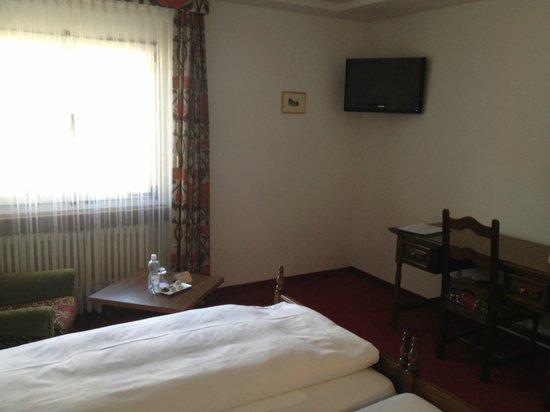 Hotel Parsenn: LCD tv