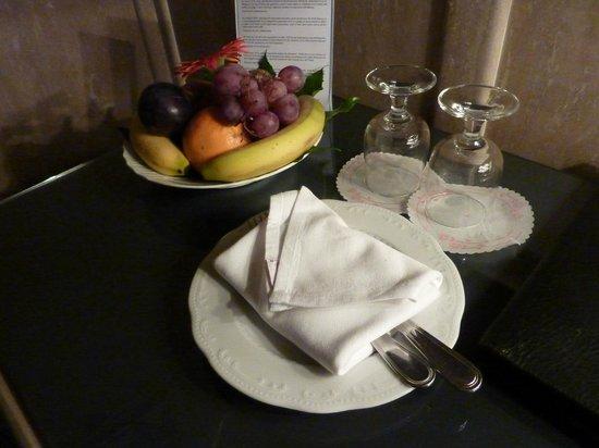 Barocco Hotel: un accueil chaleureux