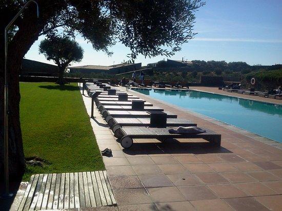Hotel Sol Ixent: jardin-piscina