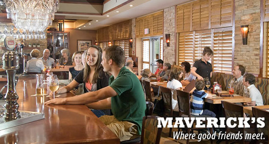 Maverick's Steakhouse & Grill